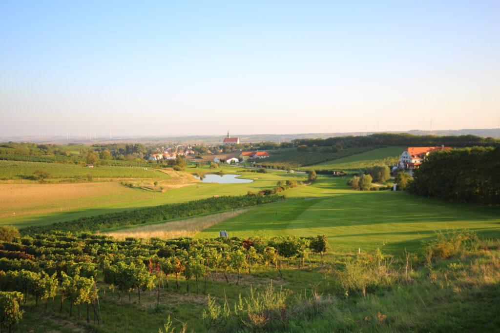 Golfclub im Weinviertel