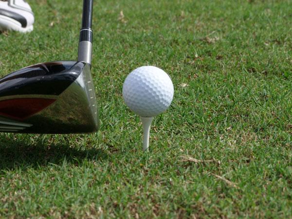 Golf-Golfschläger, Abschlag. Herkunft des Golfsports