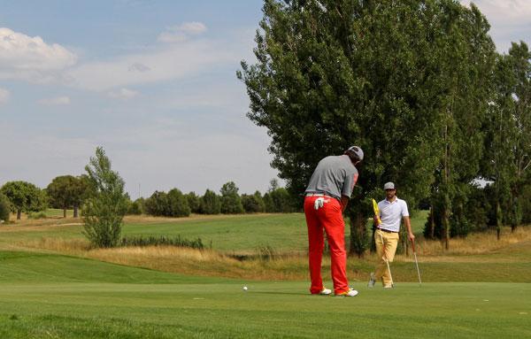 Vorteile des Golfs, Golfspielen in Poysdorf